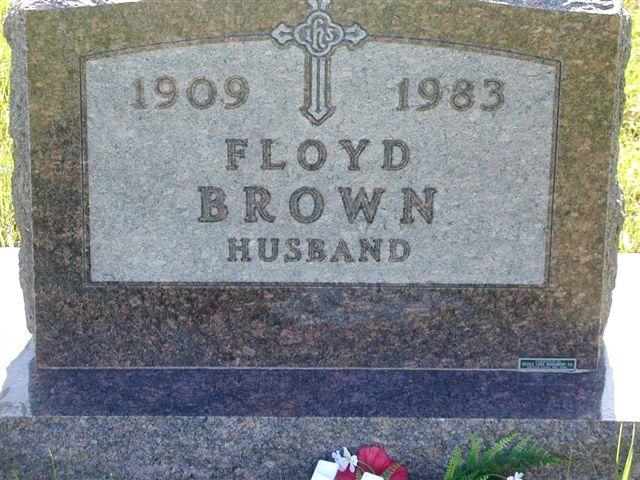 Floyd James Alfred <i>Fifer</i> Brown
