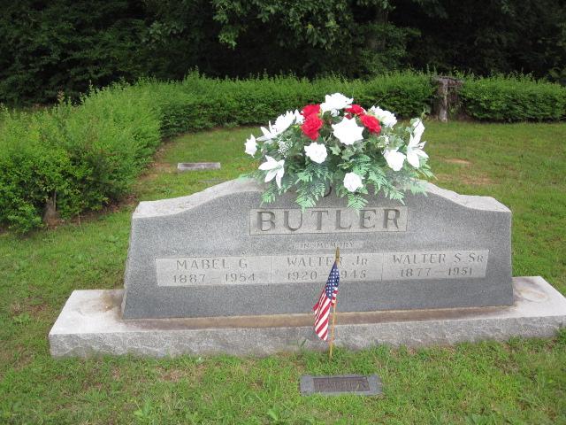 Walter Sidney Butler, Sr