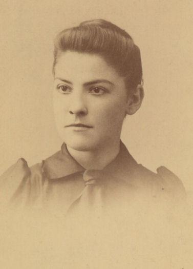 Ellen Madeline Nellie <i>Sheehan</i> Cole