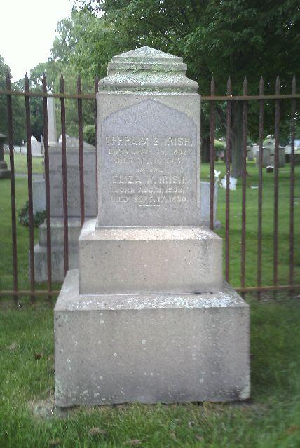 Ephraim B. Irish