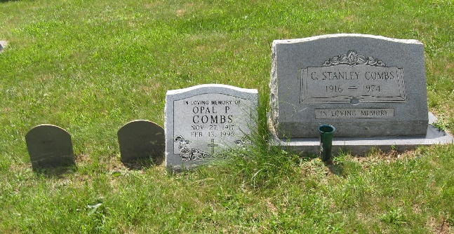 Infants of C.S.&O.P. Combs