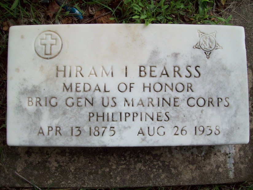 BG Hiram Iddings Bearss