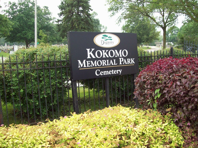 Kokomo Memorial Park Cemetery
