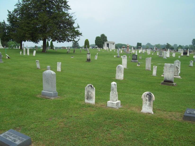 Bremen Municipal Cemetery
