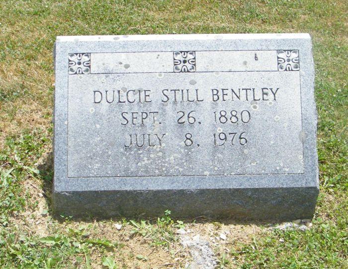 Dulcie <i>Still</i> Bentley