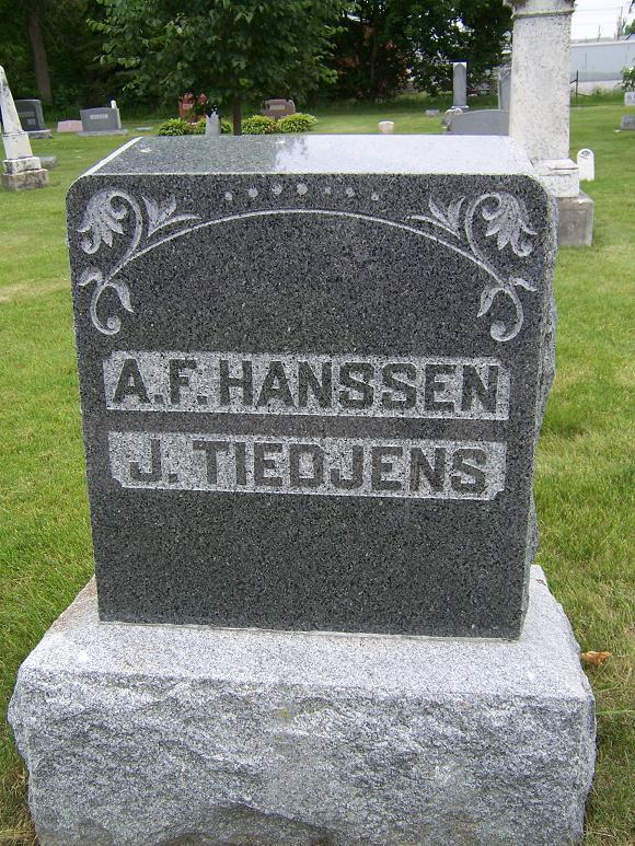 Andraeus Frederick Hansen
