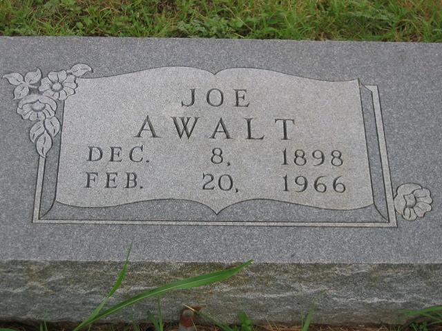 Joe Awalt