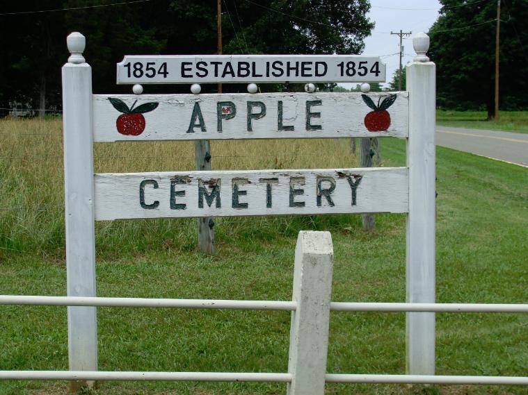 Sarah Carlen <i>Sartin</i> Apple