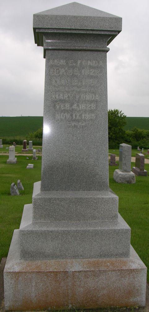 Ann Eliza Fonda