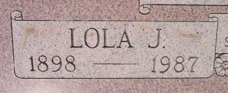 Lola Jane <i>Hanley</i> Dodson