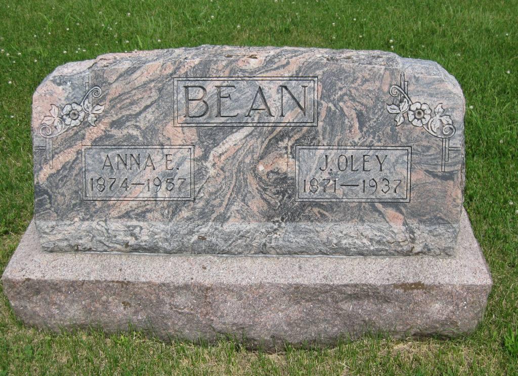 Anna Elizabeth <i>Jameson</i> Bean