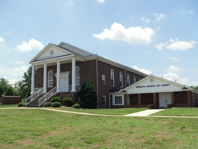 Duncan Church of Christ