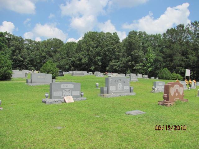 Brilliant Memorial Cemetery