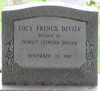 Lucy French DeVier