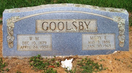 William Marian Goolsby