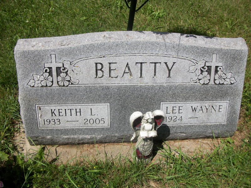 Keith Beatty