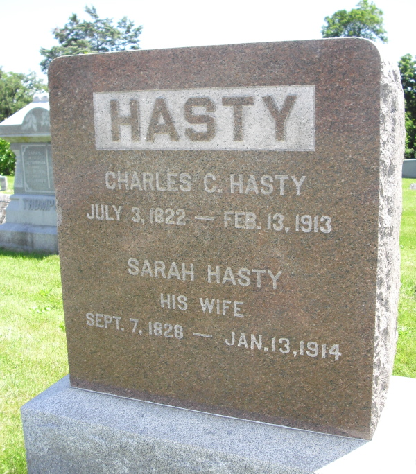 Charles Carter Hasty