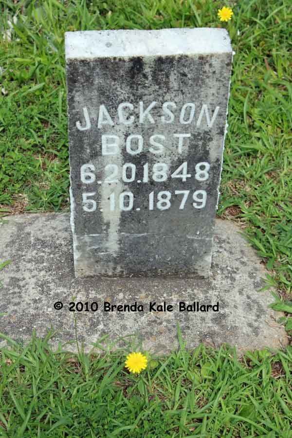 Allen Jackson Bost