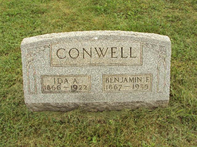 Benjamin Franklin Conwell