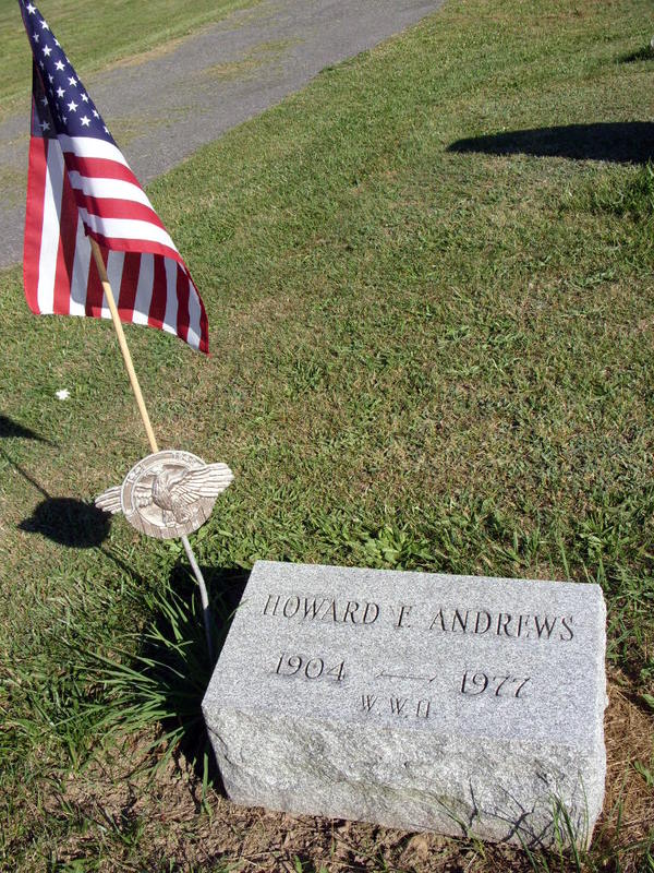 Howard Franklin Andrews