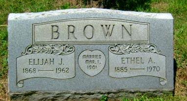 Ethel A. Brown