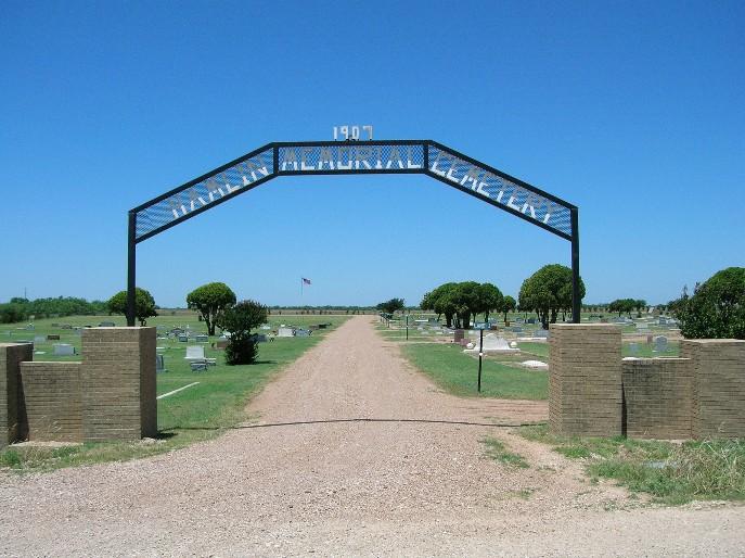 Hamlin Memorial Cemetery