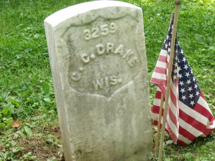 Pvt George C. Drake