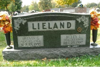 Melvin G. Mel Lieland