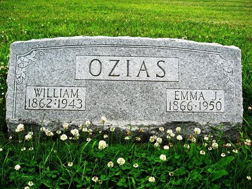Emma Jane <i>Maneval</i> Ozias