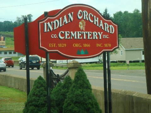 Indian Orchard Cemetery