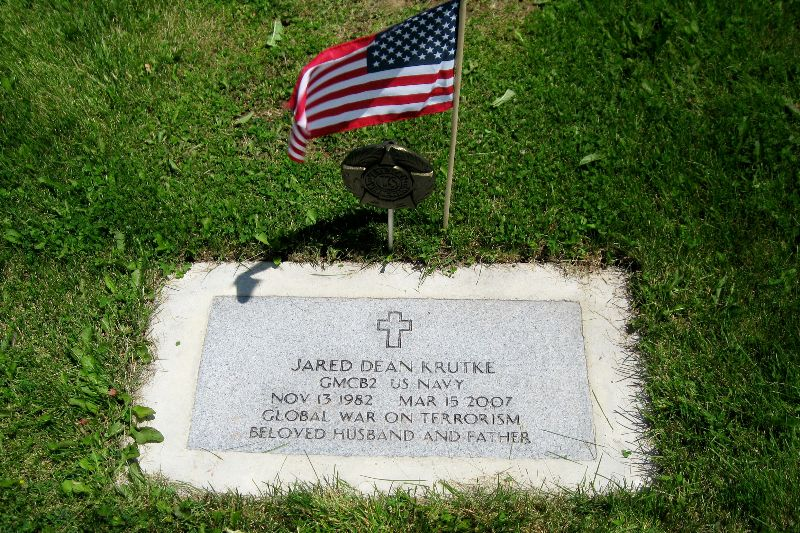 Jared Dean Krutke