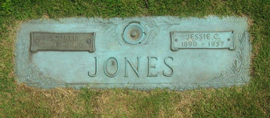 Edward Curtis Jones