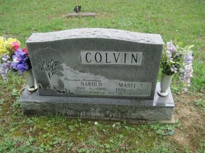 Mabel Lucille <i>Cooper</i> Colvin