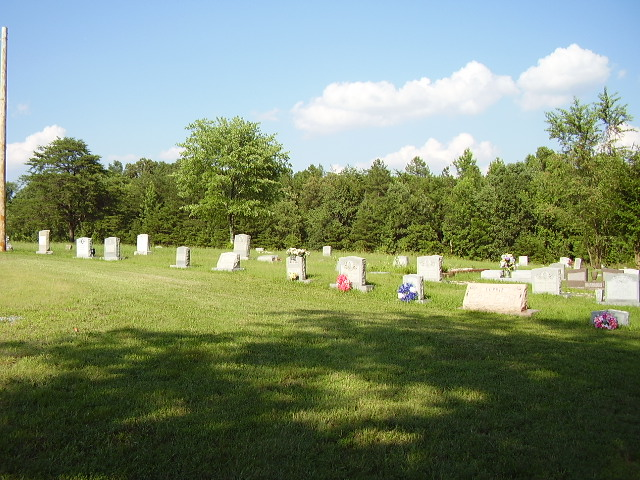 Allen's Chapel Baptist Church Cemetery