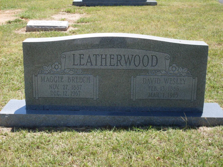 David Wesley Leatherwood