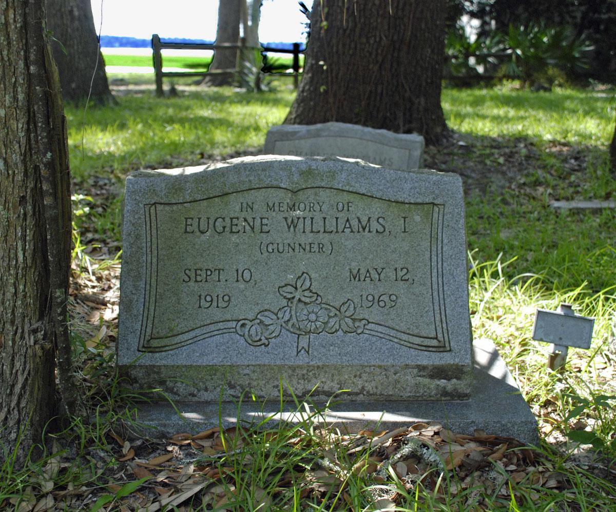 Eugene I Gunner Williams