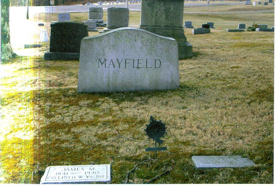 Sarah Elizabeth <i>Shuman</i> Mayfield