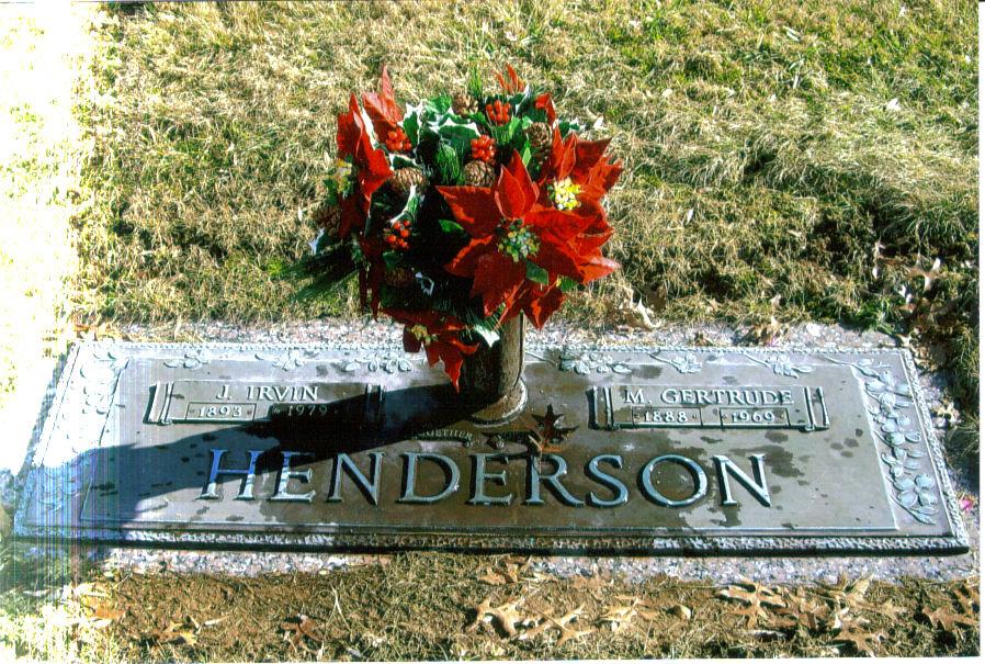 James Irvin Henderson