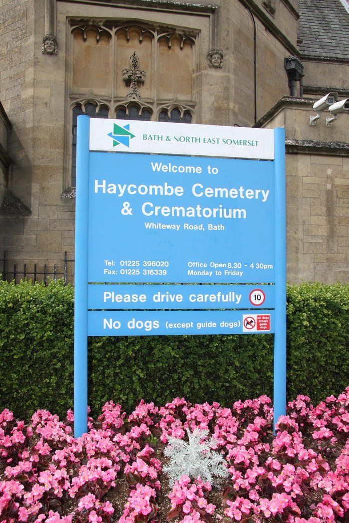 Haycombe Cemetery and Crematorium in Bath, Somerset - Find A