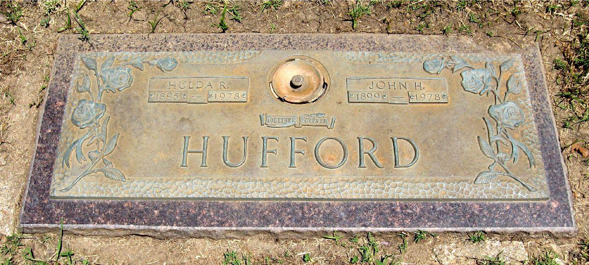 John Harvey Hufford