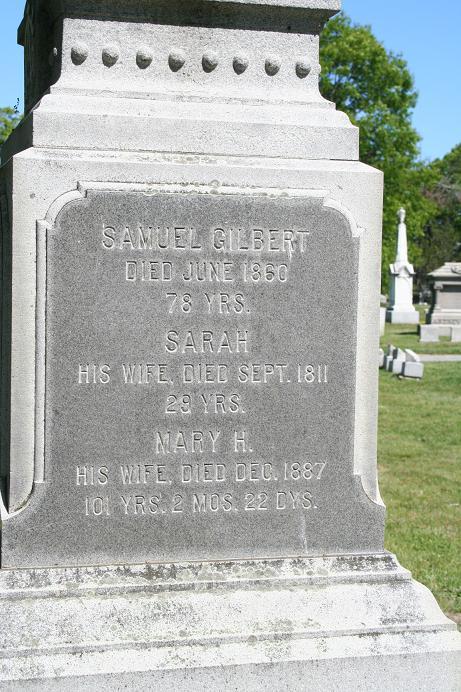 Sarah <i>Woodbury</i> Gilbert