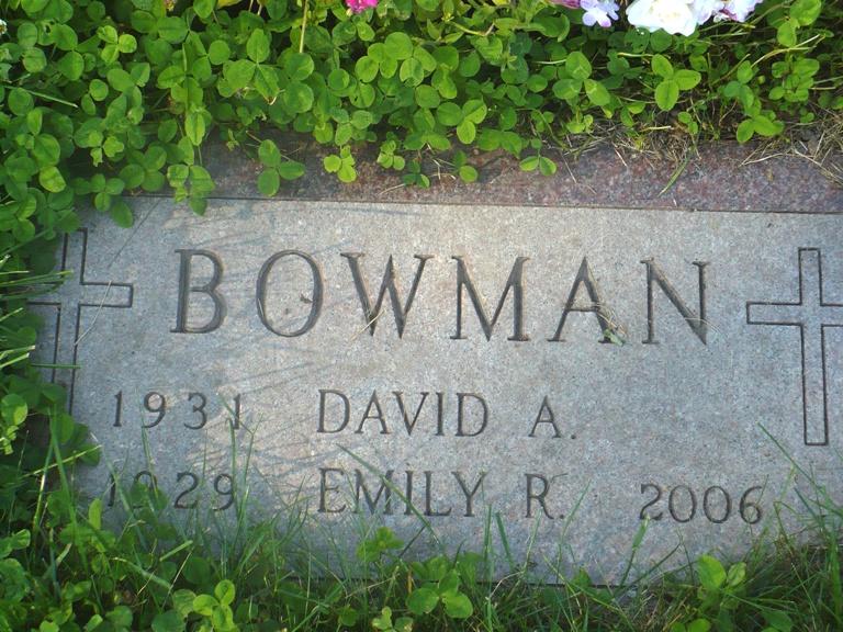 Emily Rose <i>Campbell</i> Bowman