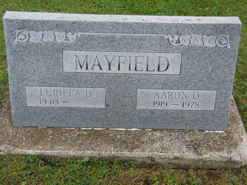 Aaron Dennis Mayfield