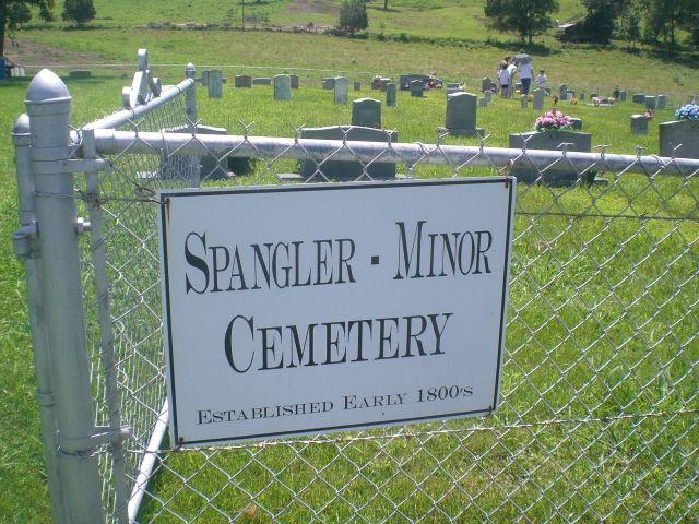 Spangler - Minor Cemetery
