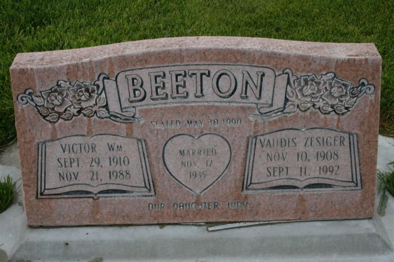 Victor William Beeton