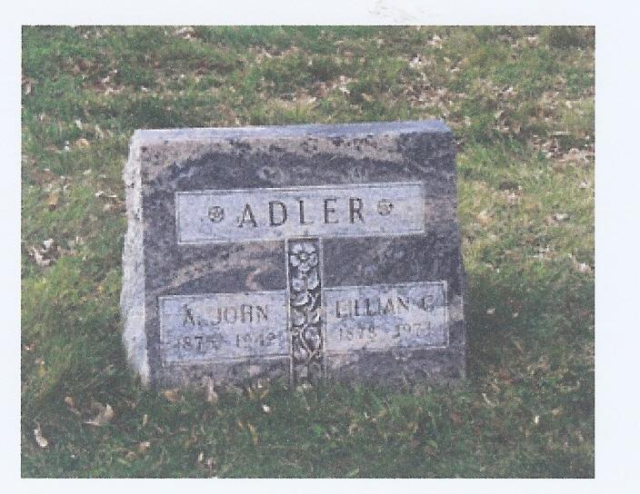 August John Adler