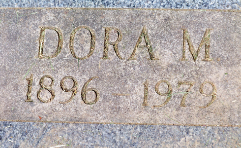 Dora M. <i>Thompson</i> Armistead