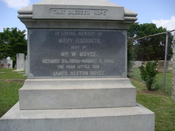 Mary Elizabeth <i>Pearson</i> Boyce