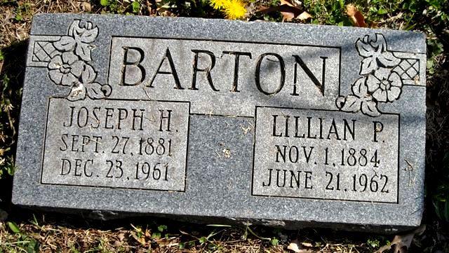 Joseph H Barton
