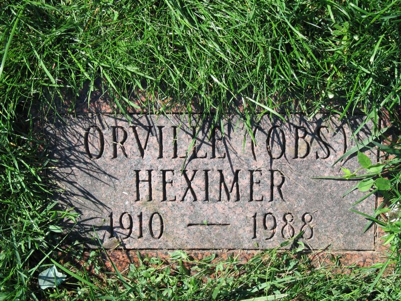 Orville Russell Obs Heximer